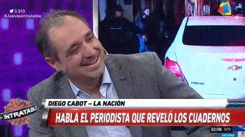 Cabot le respondió a Cristina: Ya conozco su doble moral