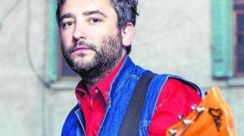 Cita. Juan Román Diosque llega para tocar temas de su último disco Llanero.