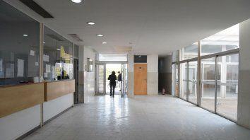 Por dentro. Los centros de salud provinciales cuentan con muy pocos de la salud mental.