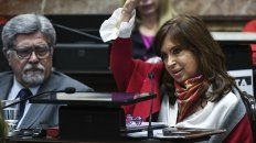 Descargo. Cristina Kirchner eligió las redes sociales para refutar acusaciones en su contra.