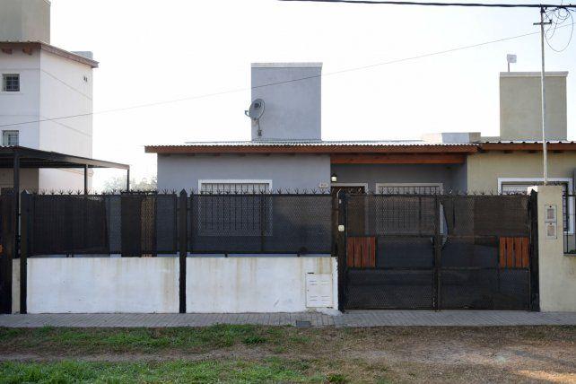 Extremo oeste. Joan cuidaba la casa de un primo en Manuel Ugarte al 800.