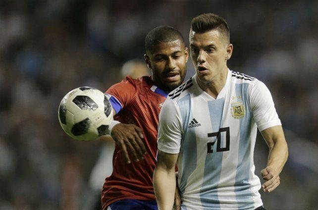 Gran momento. Gio Lo Celso seguramente tendrá la chance de ser manija del equipo.