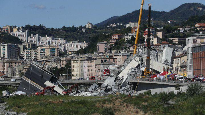 La tragedia que conmueve a Italia.