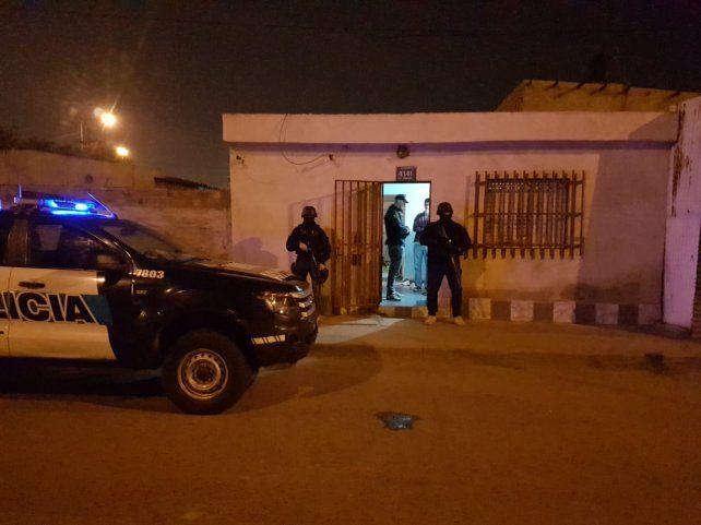 Liberaron a dos de los detenidos en los allanamientos por las balaceras