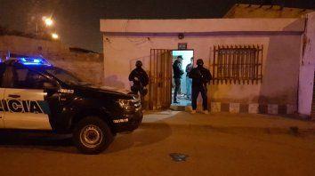 liberaron a dos de los detenidos en los allanamientos