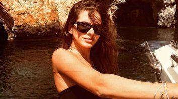Las sensuales fotos de la China Suárez en Menorca