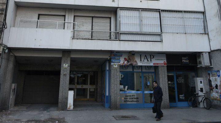 Volver a empezar. En el edificio de Laprida 972 hay departamentos que hubo que restaurarlos por completo.