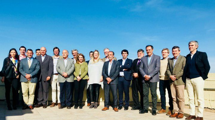 Cónclave. Los ministros de provincias productoras de biodiesel y bioetanol.