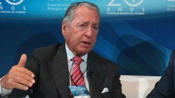 Pesimismo. Funes de Rioja adelantó que la salida de la crisis no será pareja para todos los sectores.