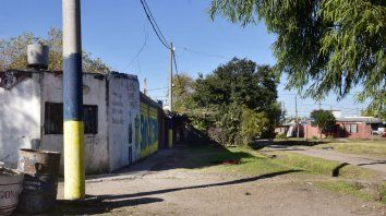 Zona oeste. El crimen fue en mayo en las esquina de las calles 1711 y 1704.