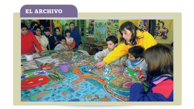 Los Clubes de Niños Pintores, espacios para el arte infantil