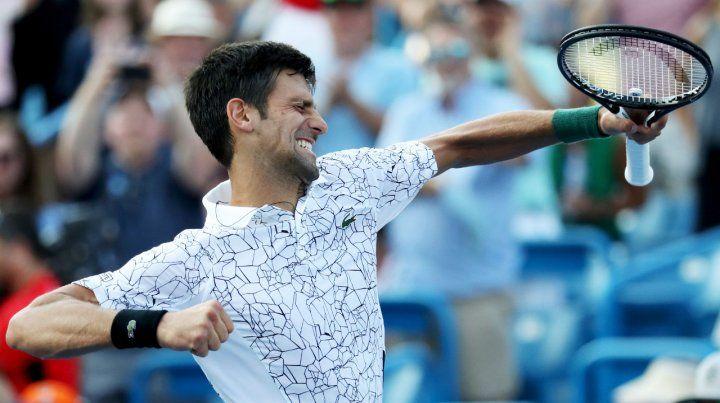 Djokovic derrotó a Federer y consiguió el único Masters que le faltaba