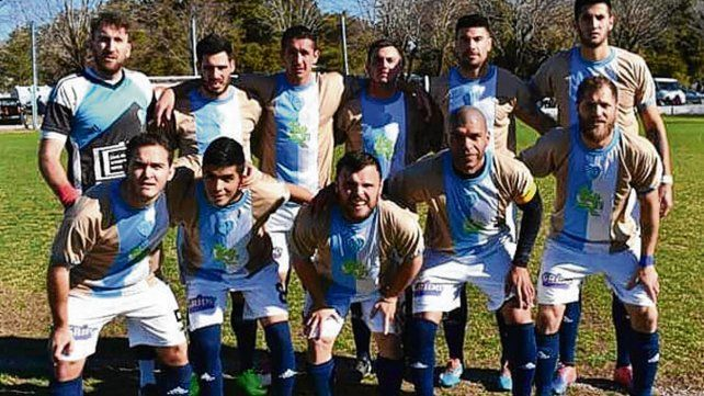 Unión. El conjunto de Totoras ayer superó a a Juventud Unida con un gol de Orellano.