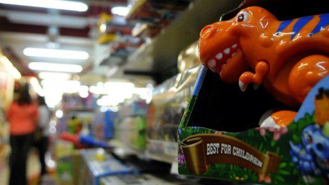 Las ventas por el Día del Niño cayeron 3,3 por ciento