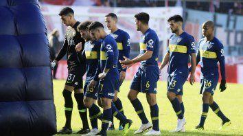 Boca perdió con Estudiantes y se bajó de la punta del torneo