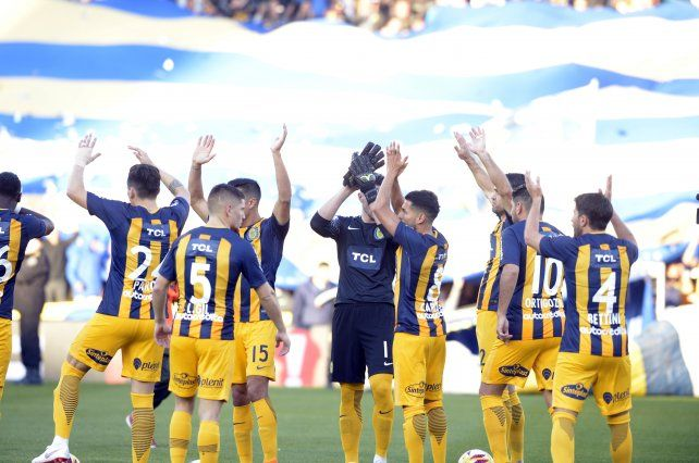 Central quedó como único líder de la Superliga