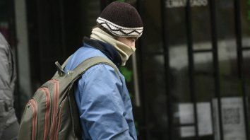 Hoy y mañana, mucho abrigo porque el frío calará hasta los huesos