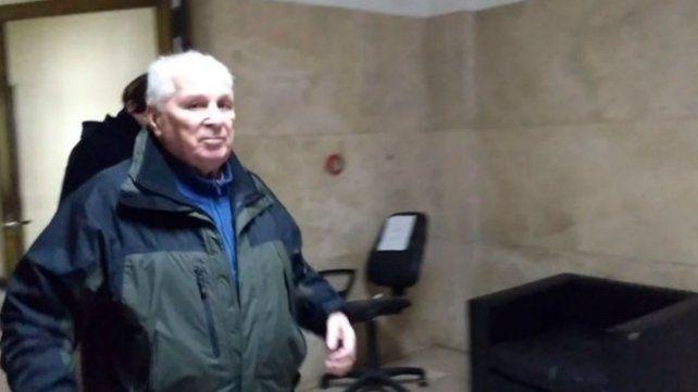Néstor Otero, concesionario de Retiro, se entregó a la Justicia