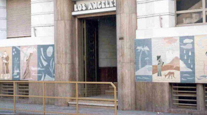 El Colegio Nuestra Señora de Los Angeles se encuentra en Tucumán al 1600.
