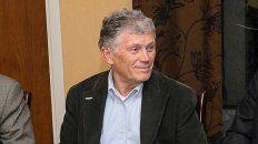 El empresario Sergio Taselli quedó detenido hoy tras presentarse ante el juez Bonadio.
