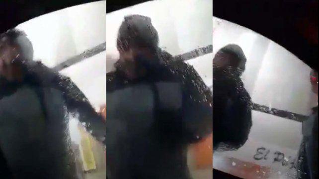 Otro taxista denunció que fue amenazado en la Terminal cuando pretendía levantar un pasajero