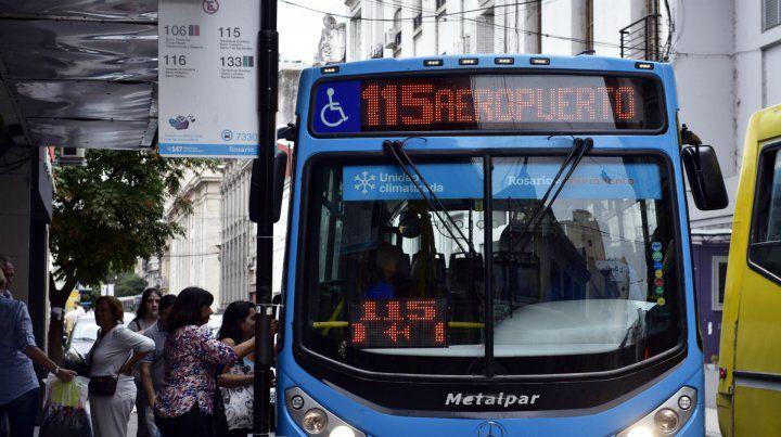 El actual sistema de transporte caducará a fin de mes.