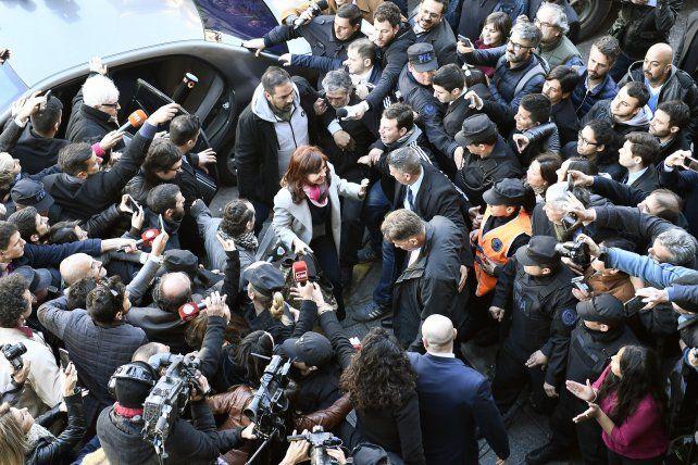 El Senado trata el pedido de allanamiento a Cristina Kirchner