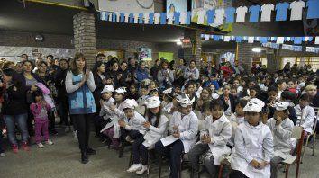 Amsafé Rosario celebra que se revise el gas de las escuelas