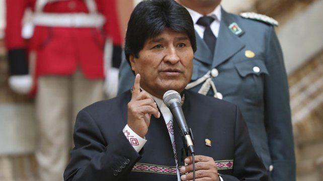 Evo Morales planea penar la mentira en Bolivia