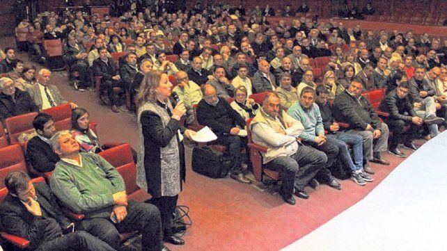 La intendenta Mónica Fein pidió al gobierno nacional que respete las reglas de juego.