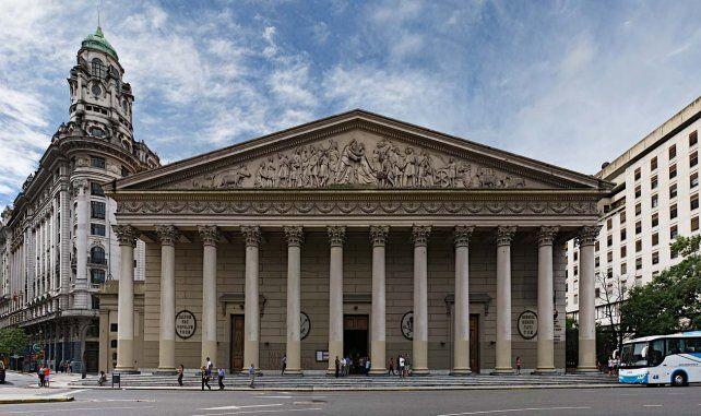 La Catedral Metropolitana.