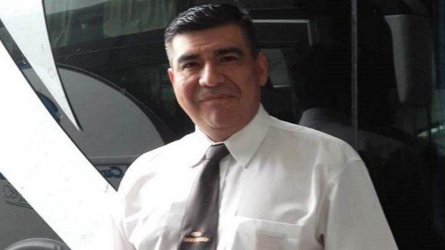 Pedro Juárez, el chofer que tuvo un gesto que lo enaltece. (Foto: gentileza de Horizonte101.com)