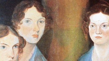 Tres hermanas para la eternidad. Anne, Emily y Charlotte Brontë.