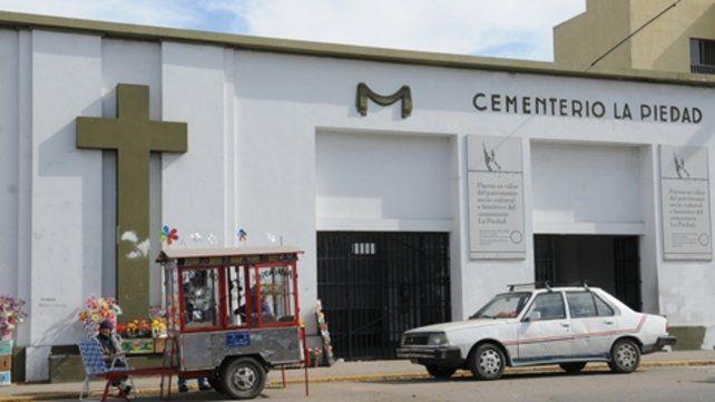 Bajo la lupa. La oposición sostiene que el cementerio está colapsado y no tiene cómo expandirse.