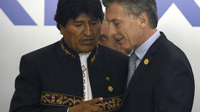 Evo Morales acusa a Macri por desplegar tropas en la frontera con Bolivia