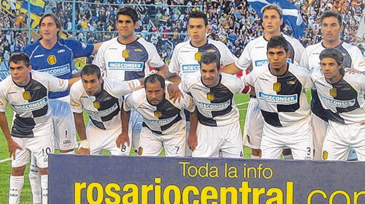 El equipo de Miguel Angel Russo de 2013