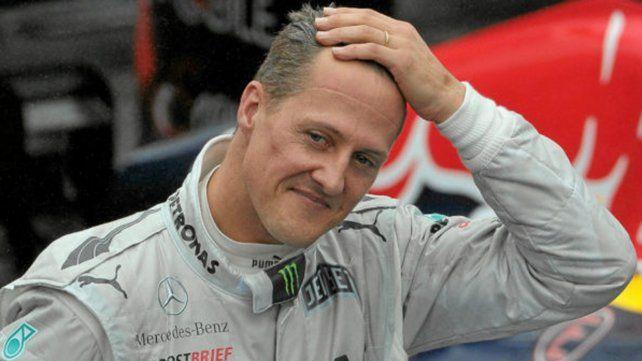 La familia de Schumacher reveló el motivo que lo hace llorar