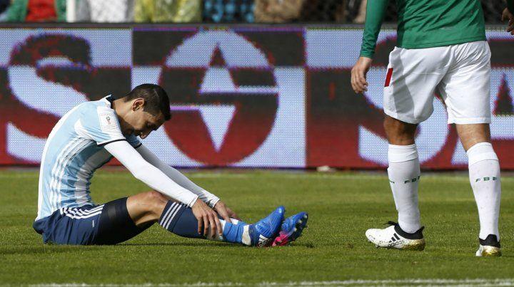 A Fideo no lo sorprendió el hecho de no haber sido convocado para los amistosos de septiembre con la selección.