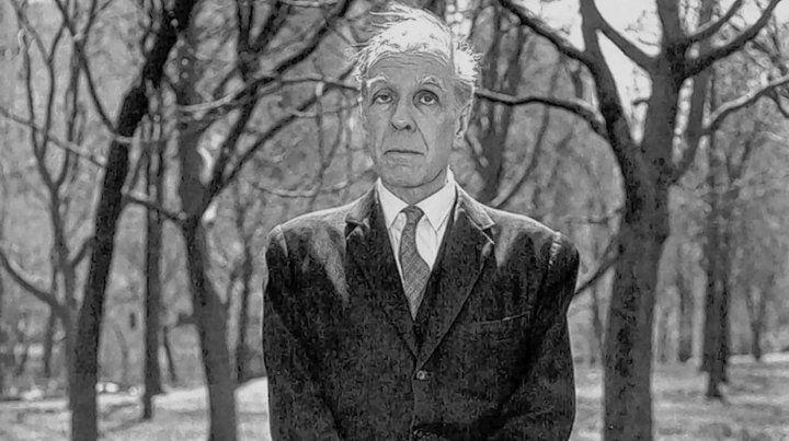 Retrato. Jorge Luis Borges