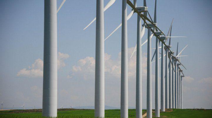 Parque eólicos. El cambio de la matriz energética está en marcha.