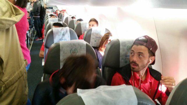 Newells partió rumbo a Mendoza para enfrentar a Godoy Cruz