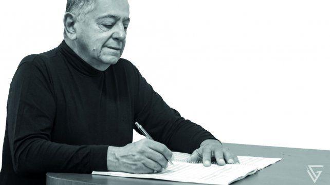 Componer es ejercitar un oficio, afirma Dante Grela
