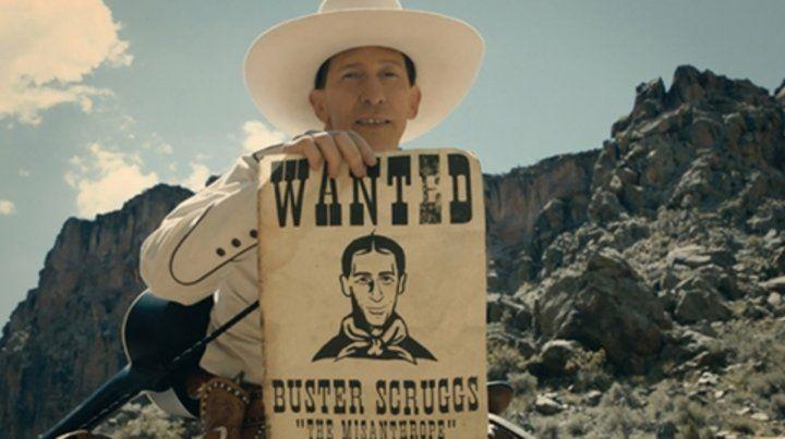 Western. Los hermanos Ethan y Joel Coen estrenarán La balada de Buster Scruggs