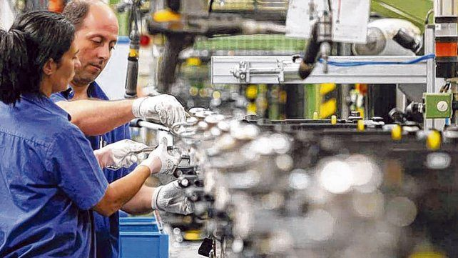 Mes negro. La pequeñas y medianas empresas experimentaron en julio una baja en la producción.
