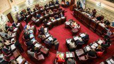 diputados no habilito el debate de la reforma de la constitucion