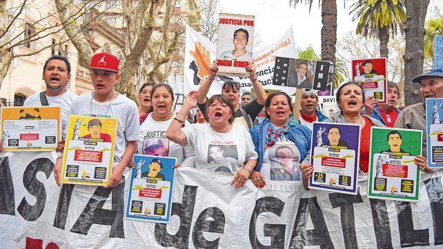 Familiares de jóvenes muertos por el accionar policial volverán a reclamar políticas para detectar y erradicar prácticas violentas.