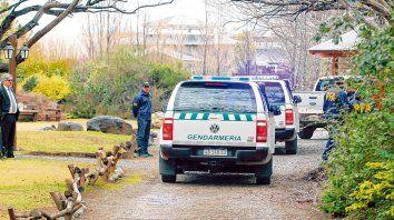 Nuevo reconocimiento. Las fuerzas federales volvieron a ingresar ayer a  la residencia de Cristina Kirchner en la turística ciudad santacruceña.