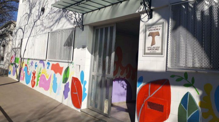 La escuela de San Lorenzo festeja 50 años de vida.