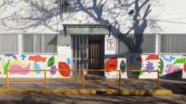 Festejos por los 50 años de una escuela especial de San Lorenzo