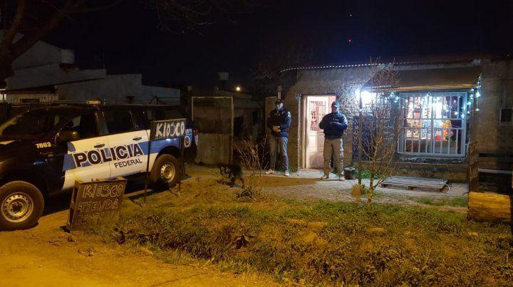 Detuvieron a integrantes del clan de Los Ledesma con drogas y armas
